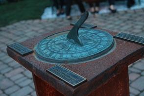Livingston 9-11 Sundial
