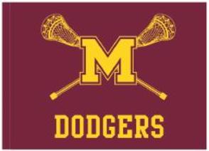 Dodgers Rout Cranford, 17-4, in Boys Lacrosse, photo 1