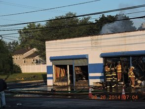 Early Morning Fire Guts Meat City, photo 6