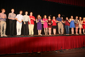 "Gov. Livingston Students Performed In ""Cabaret for A Cure"" , photo 2"