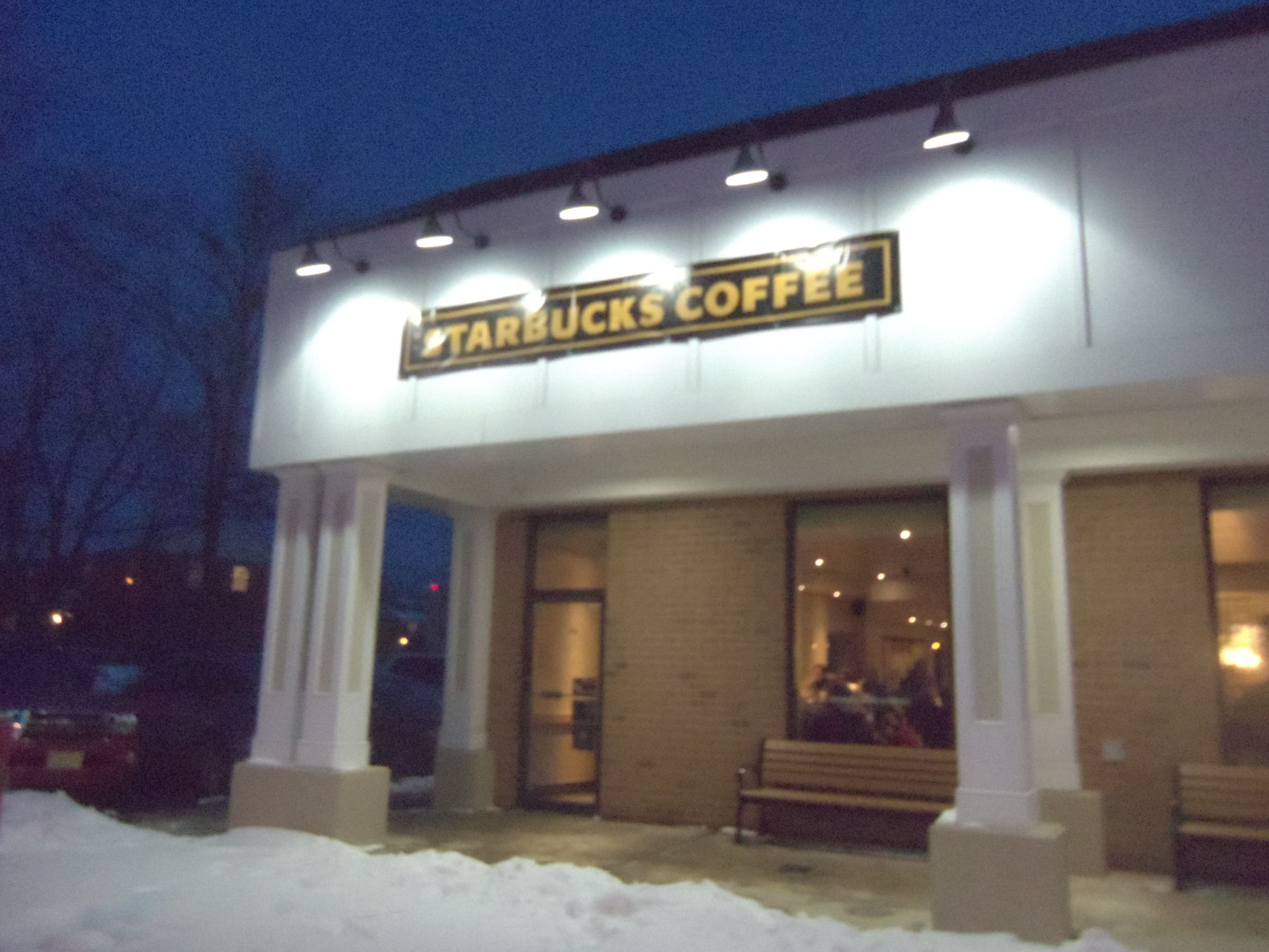 starbucks holds grand opening in new providence news tapinto