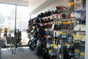 Camera Accessories at Livingston Camera