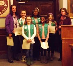 Girl Scout Troop 20745
