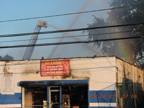 Early Morning Fire Guts Meat City, photo 5