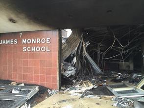 Monroe Entrance