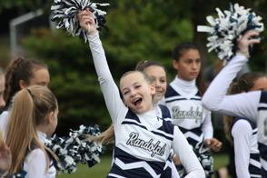 Randolph Recreation Football and Cheerleading Holds Pep Rally, photo 10