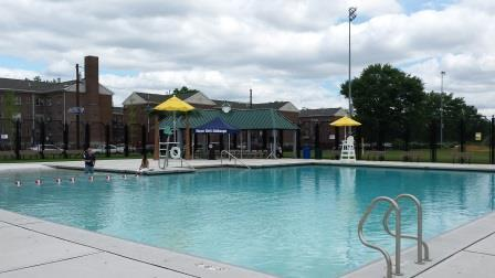 New Pool At Erxleben Opens With Ribbon Cutting Elizabeth Nj News Tapinto