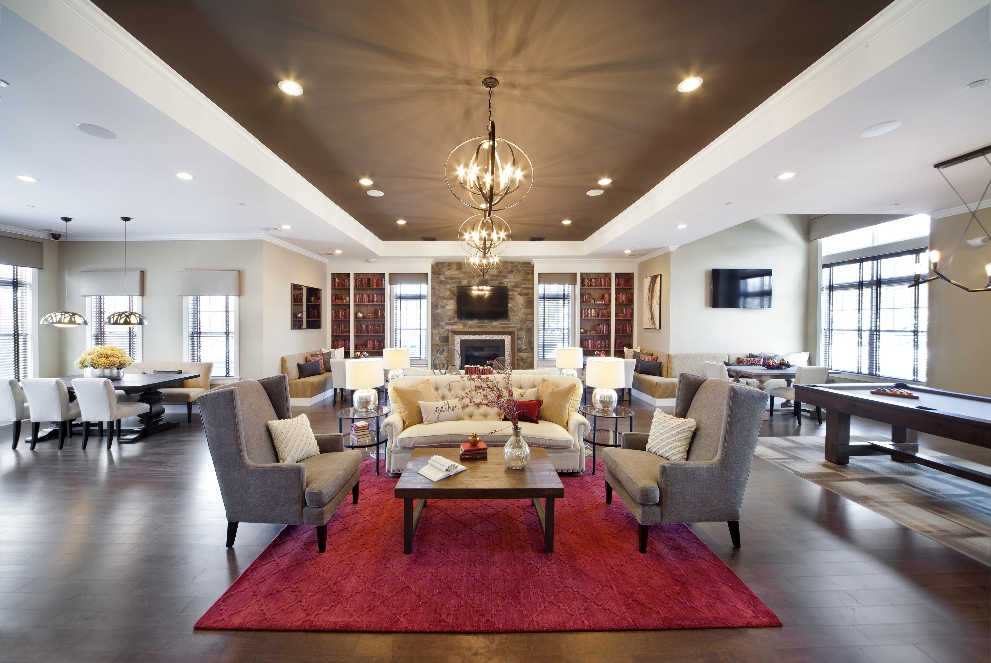 Hillside Club Apartments Livingston Nj
