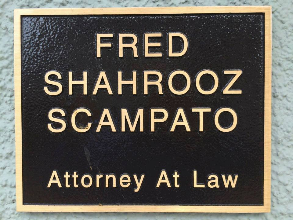 Super Lawyers Magazine Chooses Fred Shahrooz-Scampato