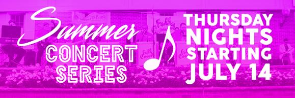 Scotch Plains Summer Concert Series to Begin on Thurs, July 14