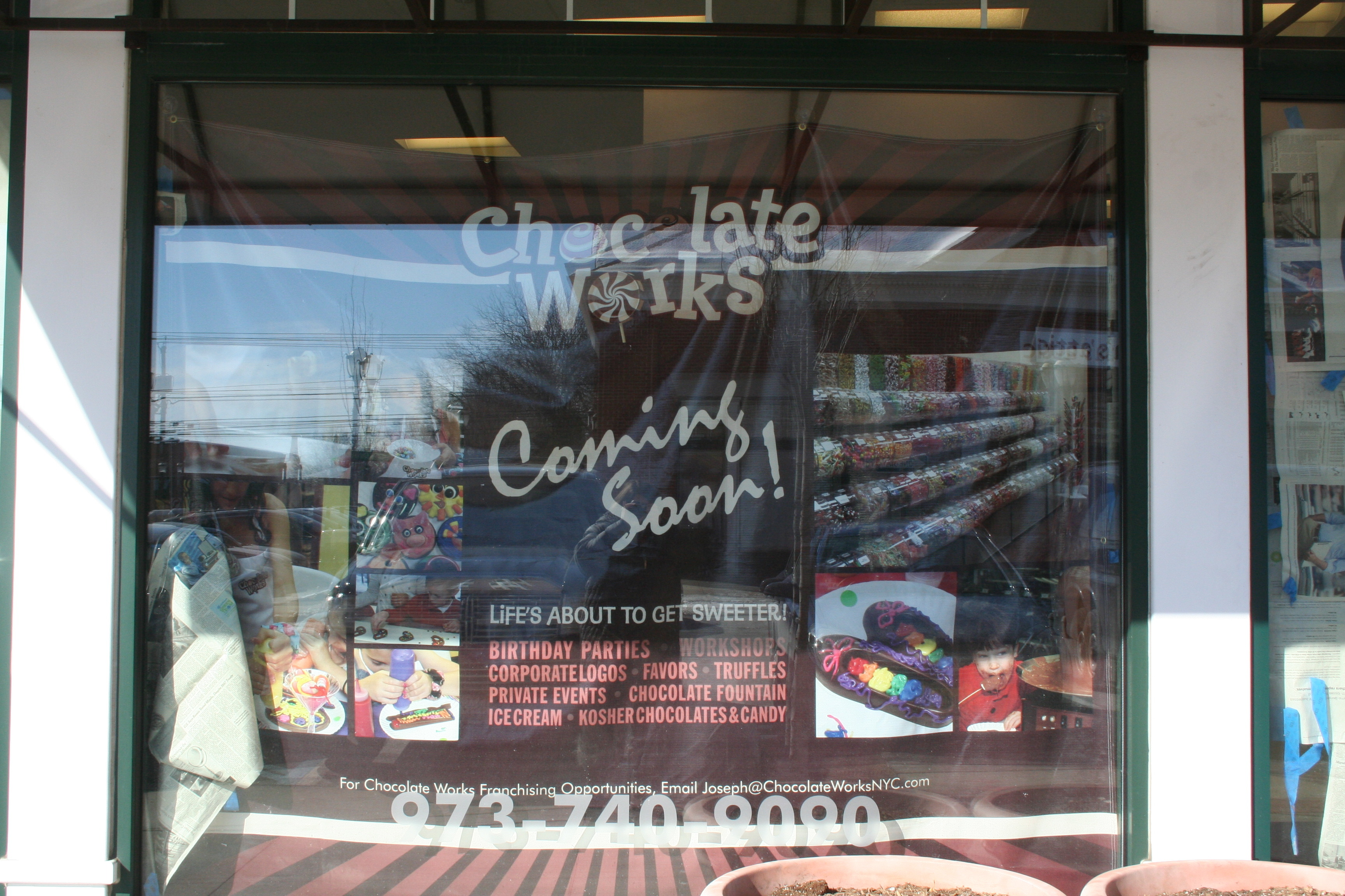 Chocolate Works to Hold Grand Opening - TAPinto