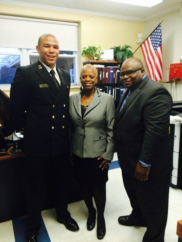 Meet West Orange Resident Matt Dunovant Naval Academy