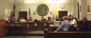 August 20 Town Council Meeting