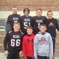 5th Grade Bears Team