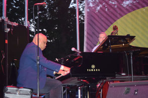 Chuchito Valdes at Montclair Jazz Festival 2014