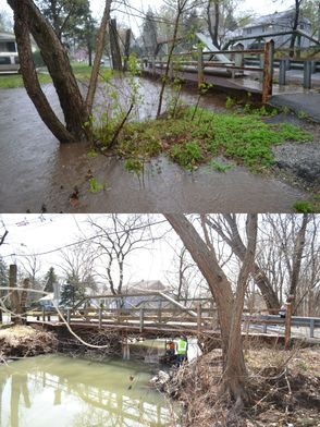 Before and After -- Jefferson Avenue