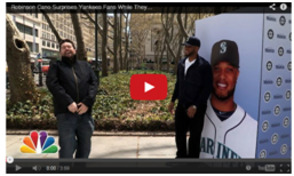 Jimmy Fallon Surprises Cano Booers