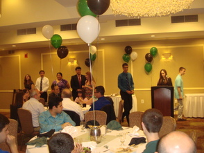 South Plainfield High School Music Booster Banquet, photo 3