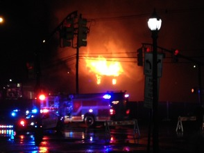Two-Alarm Fire In Commercial Structure on Springfield Avenue, photo 8