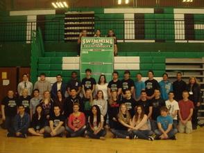 SPHS Swim Team