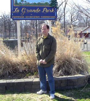 Fanwood Recreation Director Bob Budiansky
