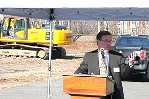 Ground Breaking Ceremony Held at Third and Valley in South Orange, photo 5