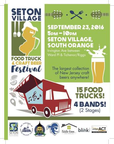Third annual seton village food truck and craft beer for Food truck and craft beer festival