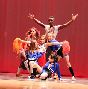 "The Madison Area YMCA's Second Annual Performing Arts  End-of-Year Performance ""A Day at the Movies"" Dazzles"