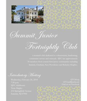 Summit Junior Fortnightly open for new members, photo 1