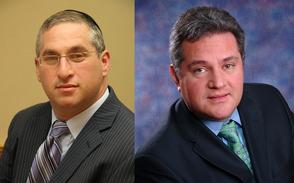 Joseph Brecher and David Oropeza