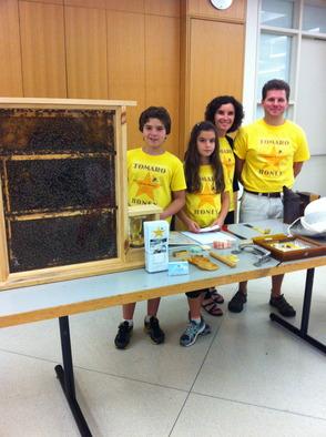 Tomaro Honey at Brooklyn Jewish Children's Museum