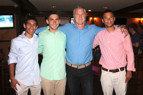 Bridgewater Soccer Association Scholarship Recipients