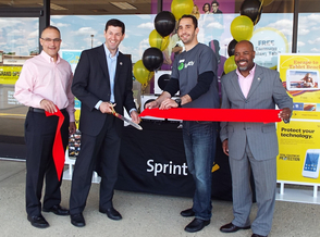 Sprint Store Opens in South Plainfield, photo 1