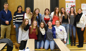 Scotch Plains-Fanwood Board of Education Honors SPF Girls and Boys Varsity Soccer Teams , photo 2