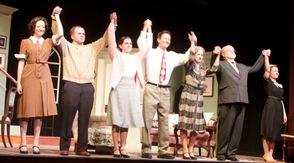 'Last Night of Ballyhoo' Recalls 1939 at Summit Playhouse, photo 1