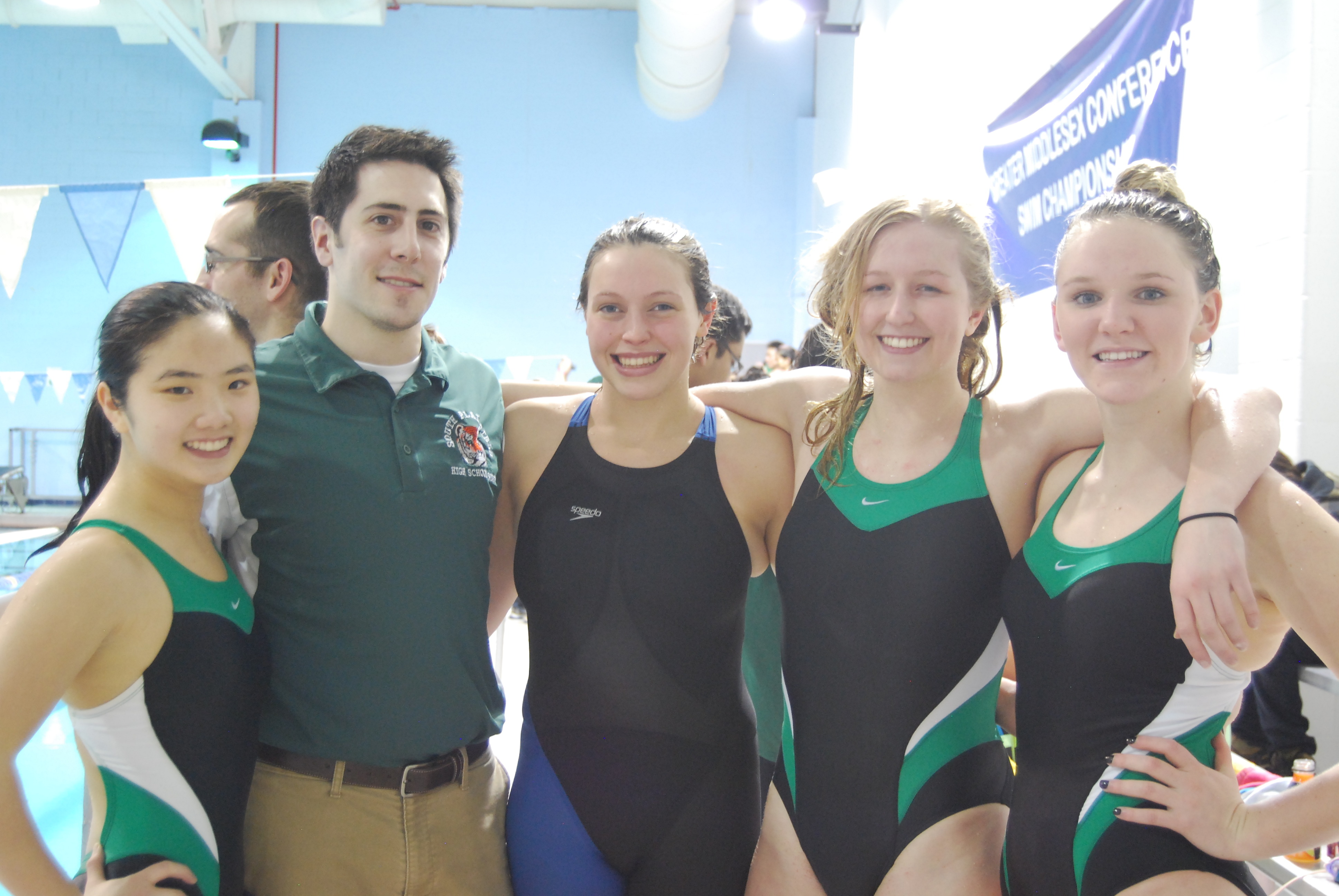 Sphs Swimming Finishes On High Note News Tapinto