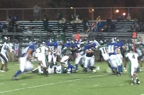 Millburn High School Football Team Drops to 0-2 After Loss to West Side, photo 3