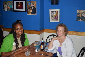 Women in Business Network at Trumpets Jazz Club, photo 3