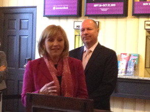 Lt. Governor Guadagno Recognizes Autism Awareness Month in Visit to Paper Mill Playhouse, photo 8