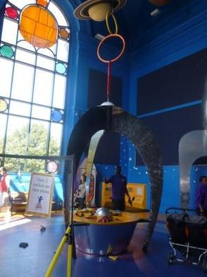 Flight Fantasy exhibit at Please Touch Museum