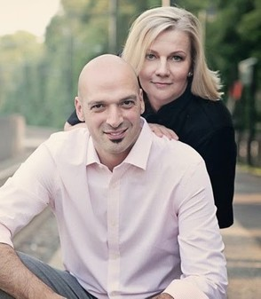 De Novo Owners, Demetri Malki and Marika Villik