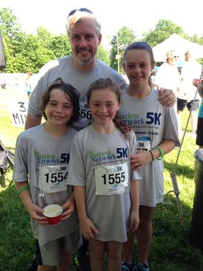 NJ Sharing Network Holds 5K Race , photo 2