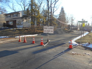 Construction to Restrict Back Path Access at McGinn School; Morning Traffic on Martine Ave. May Increase, photo 1