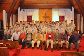 Carousel_image_d9e31489841932e94355_joe_with_troop_150_and_former_troop_mates_and_leaders