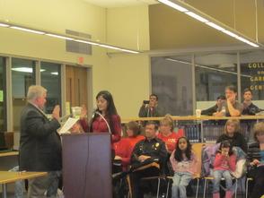 Dr. Diana Thomas Joins The Randolph Board of Education, photo 3