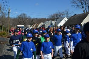 Green Brook Little League Majors