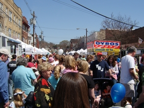 Millburn Street Fair on Millburn Avenue This Sunday, April 13, photo 1