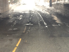 Potholes Create Winter Woes for LP, photo 5
