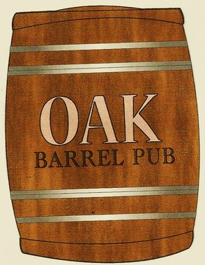The OAK Barrel Pub