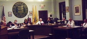 August 12 Township Council Meeting